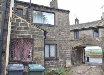 Thumbnail 1 bed cottage for sale in Sunny Dale, Denholme