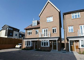 Thumbnail 4 bed semi-detached house to rent in David Wildman Lane, Mill Hill, London