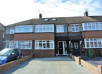 Thumbnail 4 bed terraced house for sale in Hogarth Avenue, Ashford