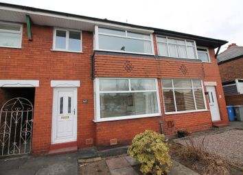 Thumbnail 3 bed terraced house to rent in Amersham Close, Urmston, Manchester