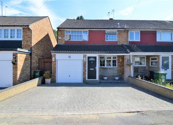 Thumbnail Semi-detached house to rent in Robsons Close, Cheshunt, Waltham Cross, Hertfordshire