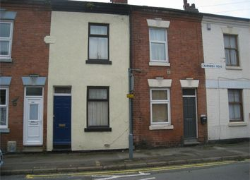 Thumbnail 2 bedroom terraced house for sale in Cavendish Road, Aylestone, Leicester