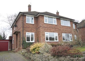 Thumbnail 4 bed semi-detached house for sale in Nursery Close, Tonbridge