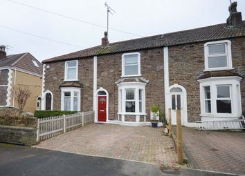 Thumbnail 2 bed terraced house for sale in North View, Bristol