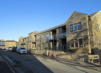 Thumbnail 2 bedroom flat to rent in 14 One Degree West, Fisher Green, Honley, West Yorkshire