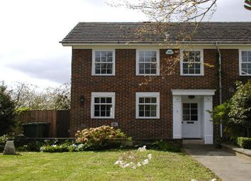 Thumbnail 3 bedroom end terrace house to rent in Stockwells, Taplow, Maidenhead