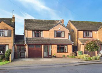 Thumbnail 4 bed detached house for sale in Marlbrook Lane, Marlbrook, Bromsgrove