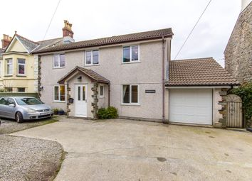 Thumbnail 4 bed detached house for sale in Bugle, St. Austell