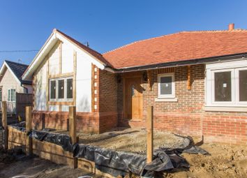 Cellar Hill, Lynsted, Sittingbourne ME9. 2 bed detached bungalow for sale