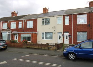 Thumbnail 3 bed terraced house to rent in Alexanda Road, Ashington