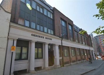 Thumbnail 2 bed flat for sale in Friar Lane, Leicester