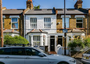 Somerset Road, London W4. 3 bed terraced house