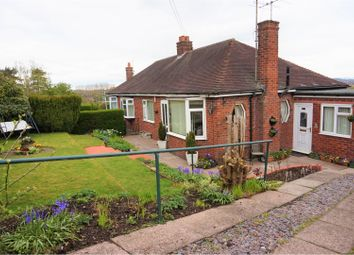 Thumbnail 2 bed bungalow for sale in Courtway Drive, Stoke-On-Trent