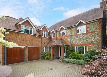 Thumbnail 5 bed detached house to rent in Caithness Drive, Epsom