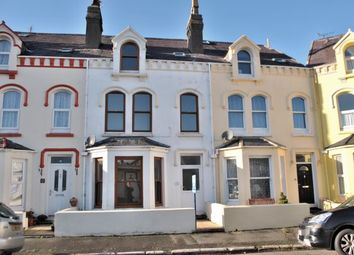 Thumbnail 4 bed terraced house for sale in Westbourne Road, Ramsey, Isle Of Man