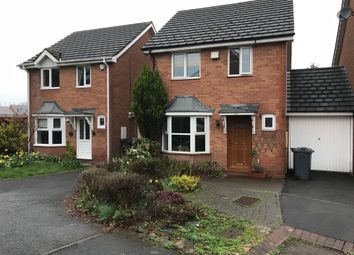 Thumbnail 3 bed detached house to rent in Miniva Drive, Sutton Coldfield