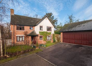 Thumbnail 4 bed detached house for sale in Howard Place, Reigate Hill, Reigate, Surrey