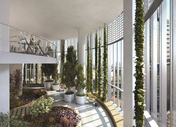Thumbnail 2 bed flat for sale in Sky Gardens, 155, Wandsworth Road, London