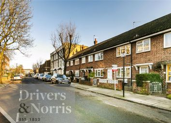 Thumbnail 4 bed detached house for sale in Kingsdown Road, Islington, London