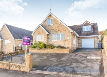Thumbnail 5 bed detached house for sale in Lundhill Grove, Wombwell