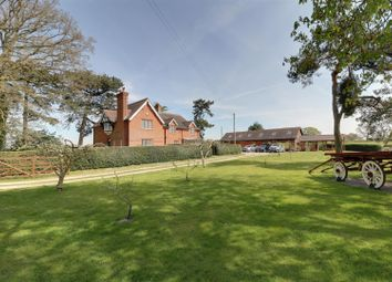 Thumbnail 5 bed detached house for sale in Toad Hole Farm, Barthomley, Crewe