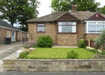 Thumbnail 3 bedroom semi-detached bungalow for sale in Cornwall Crescent, Brighouse, West Yorkshire