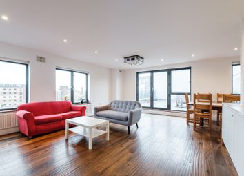 Thumbnail 3 bed flat to rent in Ment House, London Fields