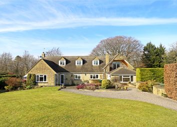 Thumbnail 4 bed detached bungalow for sale in Nympsfield, Stonehouse, Gloucestershire