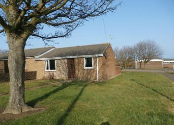 Thumbnail 2 bed bungalow for sale in Charles Road, Amble, Morpeth
