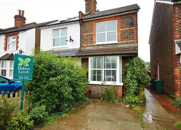 Thumbnail 3 bed semi-detached house to rent in Emlyn Road, Redhill