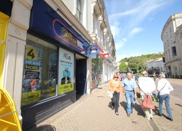 Thumbnail Retail premises for sale in Fleet Street, Torquay