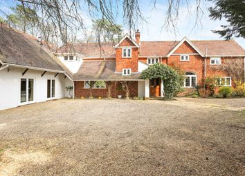 Thumbnail 5 bed detached house to rent in Whitmead Lane, Tilford, Farnham