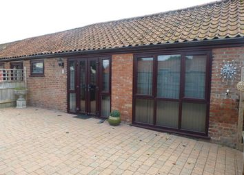 Thumbnail 1 bed barn conversion to rent in Main Road, West Winch