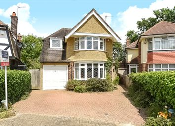 Thumbnail 5 bedroom property for sale in The Ridgeway, Stanmore, Middlesex
