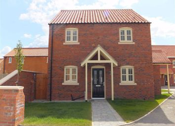 Thumbnail 1 bed flat for sale in Poachers Chase, Wragby