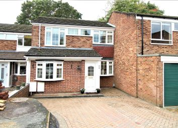 3 bed terraced house for sale in Holly Hedge Close, Frimley, Surrey GU16