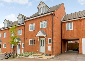 Thumbnail 4 bed semi-detached house for sale in Badgers Holt, Milton Keynes, Milton Keynes