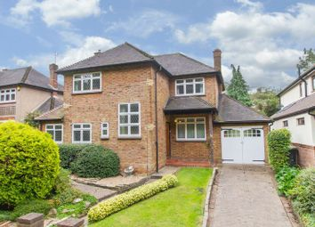 Thumbnail 3 bed detached house for sale in Barnaby Way, Chigwell