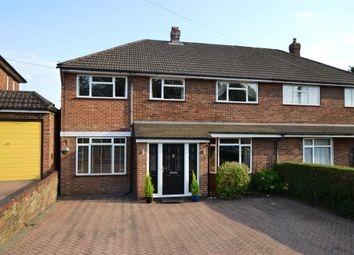 Thumbnail 5 bed semi-detached house for sale in Quarrendon Road, Amersham