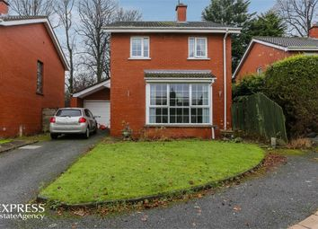 Thumbnail 4 bed detached house for sale in St Pauls Place, Lurgan, Craigavon, County Armagh
