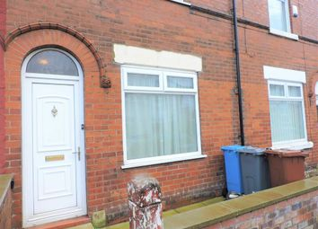 Thumbnail 2 bed terraced house to rent in Ravenoak Avenue, Levenshulme, Manchester
