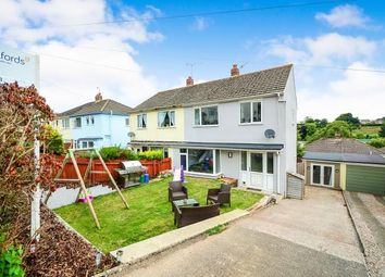 Thumbnail 3 bedroom semi-detached house for sale in Chelston, Torquay