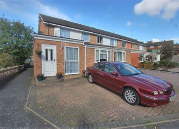 Thumbnail 3 bed end terrace house for sale in Burghley Close, Stevenage, Herts