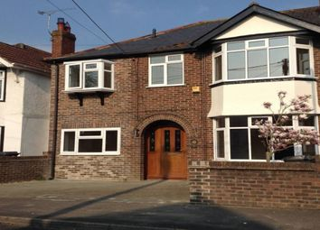 Thumbnail 1 bed semi-detached house to rent in Millway Road, Andover