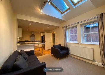 2 bed flat to rent in Selwyn Street, Derby DE22