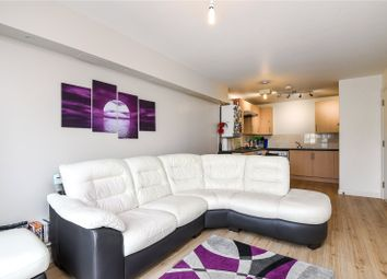 Thumbnail 2 bed flat for sale in Royal Court, Queen Marys Avenue, Watford