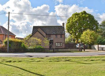 Thumbnail 4 bed detached house for sale in Balmer Lawn Road, Brockenhurst