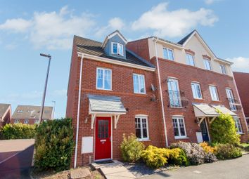 Thumbnail 3 bed property for sale in Bateman Close, Crewe