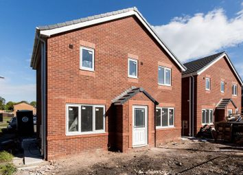 Thumbnail 3 bed detached house for sale in Plot 5, Caunce Road, Wigan