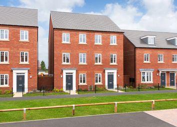 "3 bed semi-detached house for sale in ""Cannington"" at Carters Lane, Kiln Farm, Milton Keynes MK11"